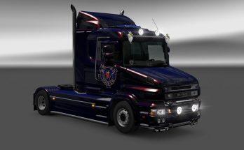 RJL's Scania accessories v13.0