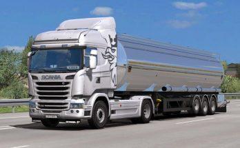 Scania 6 In Line Sound R/Streamline v1.2