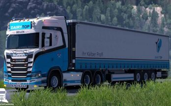 Scania S Dairy Top Combo 1.33.x