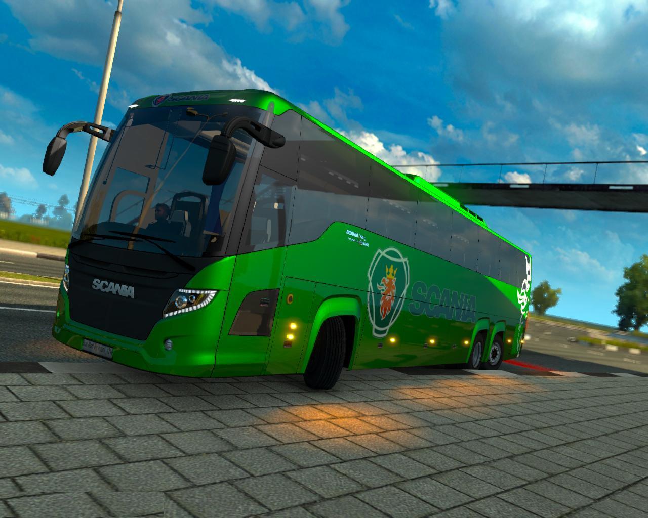 Scania Touring Bus 1.33.x