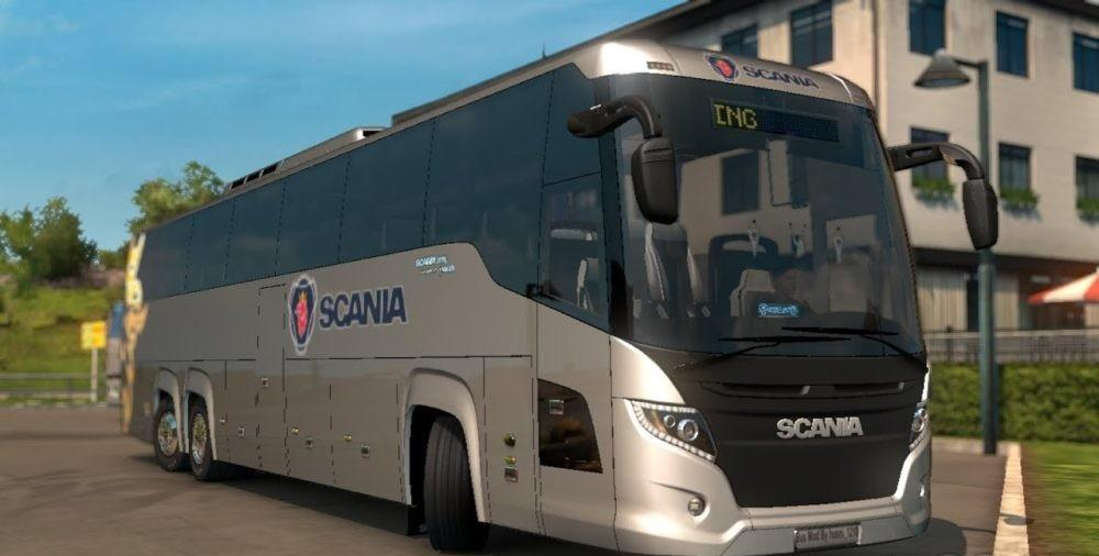Scania Touring Bus 1.33.x