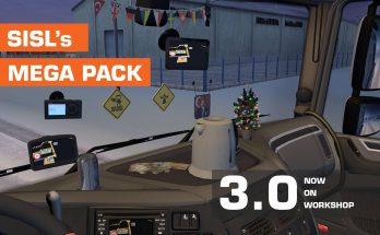 SiSL's Mega Pack v3.0
