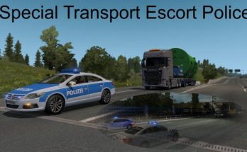 Special Transport Escort Police 1.33.x