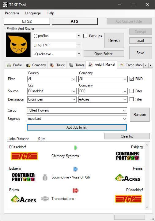 TS SaveEditor Tool v0.1.3
