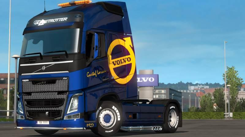 Volvo Metallic Skin Pack 1.33