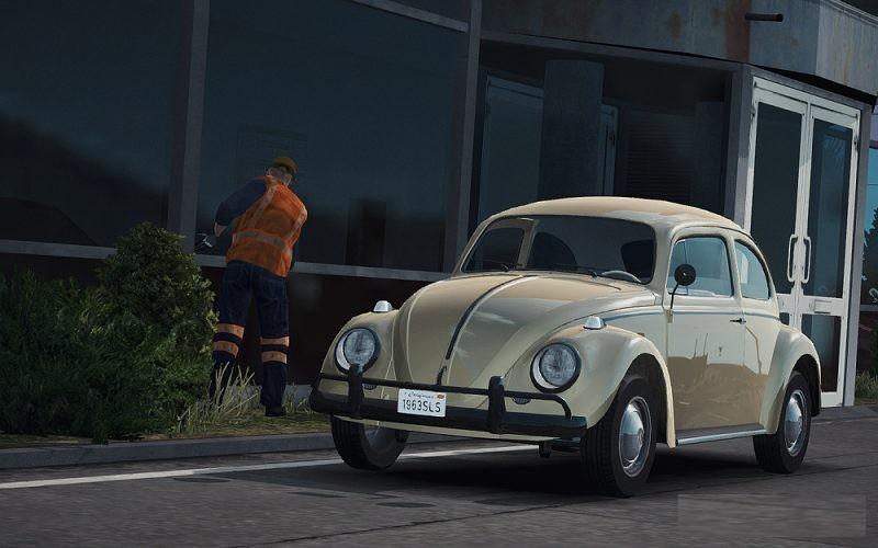 1963 Volkswagen Beetle 1.33.x