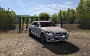 2013 Mercedes CLS V2 1.33.x