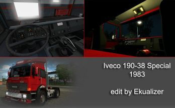 Iveco 190-38 Special - Edit by Ekualizer - 1.33.x