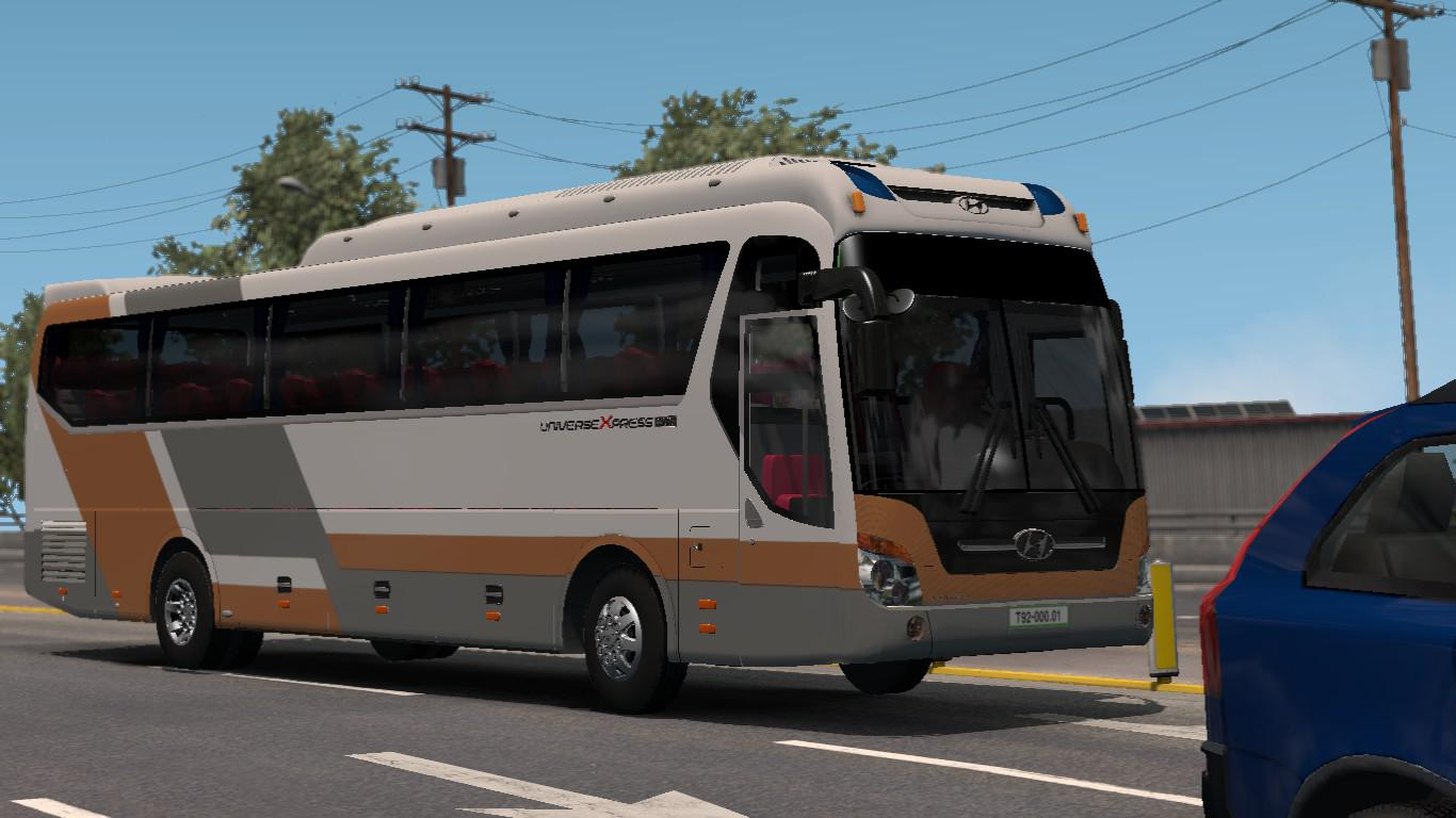Hyundai Universe 2008 1 33 x   Allmods net