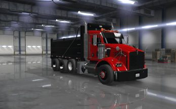 Kenworth T800 2016 1.33.x