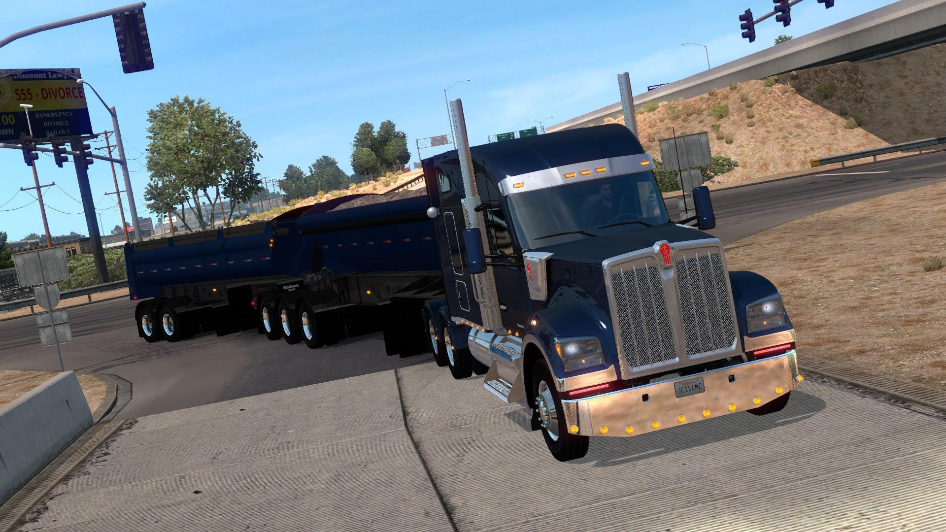 Midland B-Train Dump Ownable v3.0 1.33.x