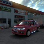 Volkswagen Amarok for ATS v 1.1