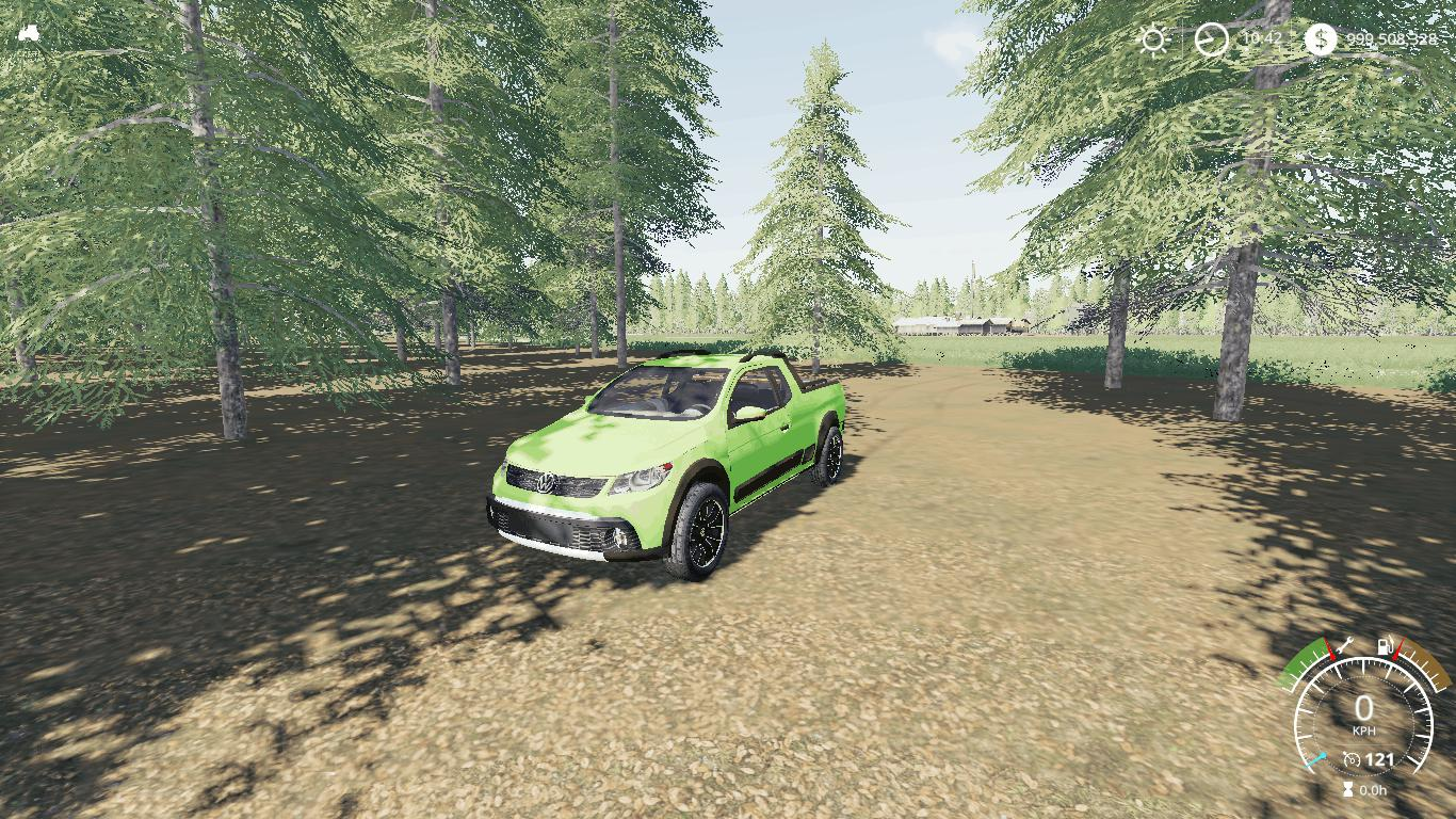 Volkswagen Saveiro Cross G5 v 1.0