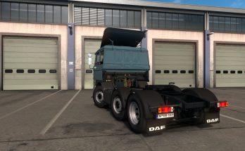 DAF F241 series v1.0 1.33.x