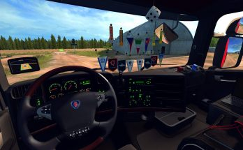 Dealer fix for Scania R420 1.34