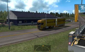 Devil BDF Tandem Deutsche Post 1.33.x