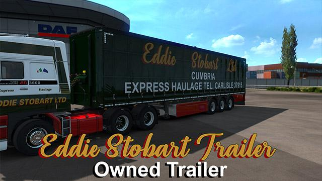 Eddie Stobart Owned Trailers 1.33.x