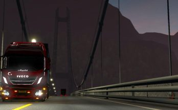 ETS 2 Iveco Low Chassis Modified 1.33.x