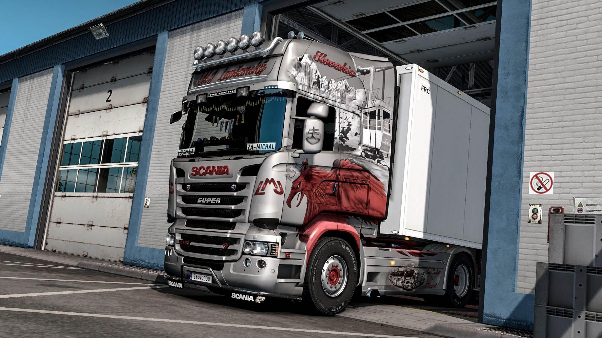 LMJ Lapsansky Scania skin 1.33.x
