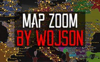 Map Zoom by wojson 1.34
