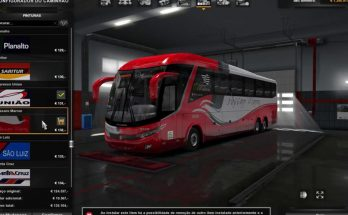 Marcopolo G7 1200 SCANIA 6x2 for 1.33