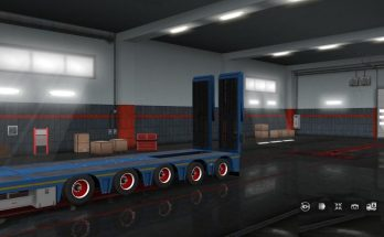 Painted Wheels for Jazzycat Lowloaders