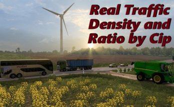 Real Traffic Density update 1.33.x