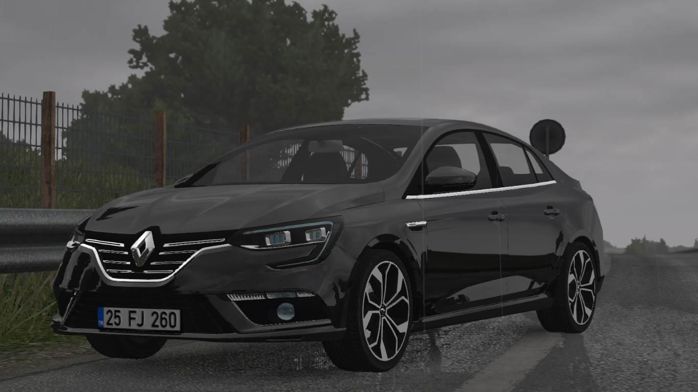 Renault Megane 4 (V1R4) 1.33.x