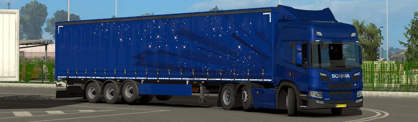 Scania NGS P Cab (add-on for R chassis) v1.2
