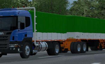 Scania P 310 Argentino 1.33.x