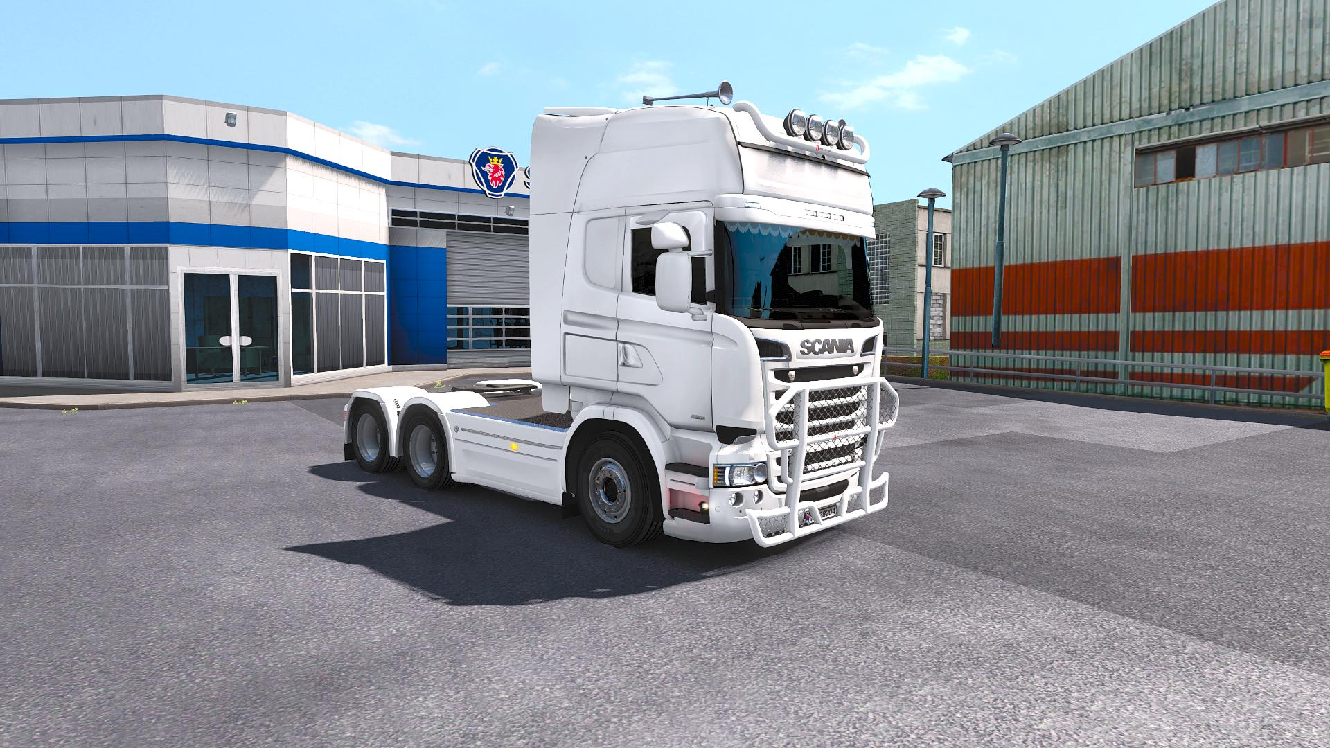 Scania RS Addons v1.2 1.33.x