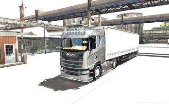 Scania S Gececi 1.33.x