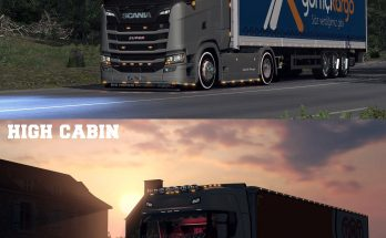 Scania S500 Turkish Edit 1.34.x
