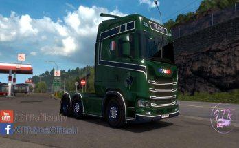 Skin France for Scania S Next Gen v1.0