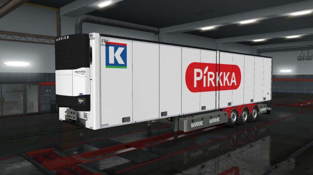 Skins for Kast's Trailers 1.34.x