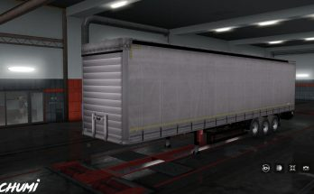 Trailer Kogel Pack v1.0 [Schumi] 1.33.x