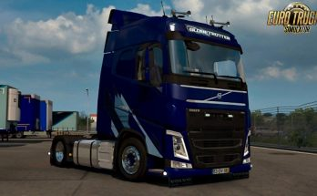 Tuning addon package for the Volvo FH Low deck v1.1