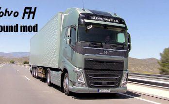 Volvo FH sound v1.0