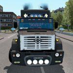 ZiL 4421 Light tuning V8 1.24 - 1.34