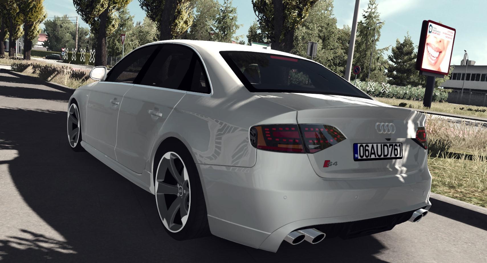 Audi S4 1.34