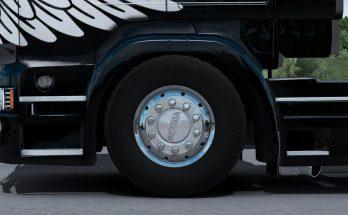 50Keda Tires Reworked v1.0 1.34.x