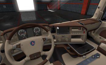 Scania Lux Interior 1.34.x