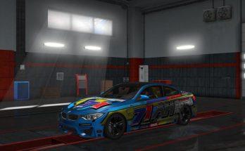 BMW M4 F82 ATS v2.1 (1.33&up)