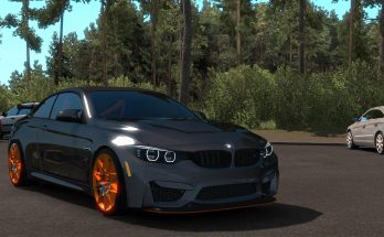 BMW M4 GTS Coupe 2016 ATS v1.0 1.33+