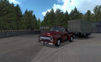 Ford F-100 1956 v 1.1 1.33+