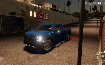 Ford Raptor 2017 BETA v 1.0
