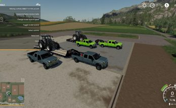 Ford Super Duty v 1.0