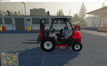 Manitou MC18 Container Edition v 1.0