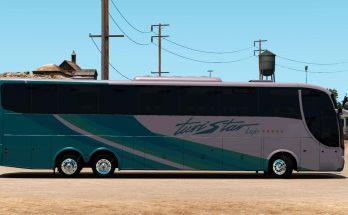 ATS Bus mods, American truck simulator bus download