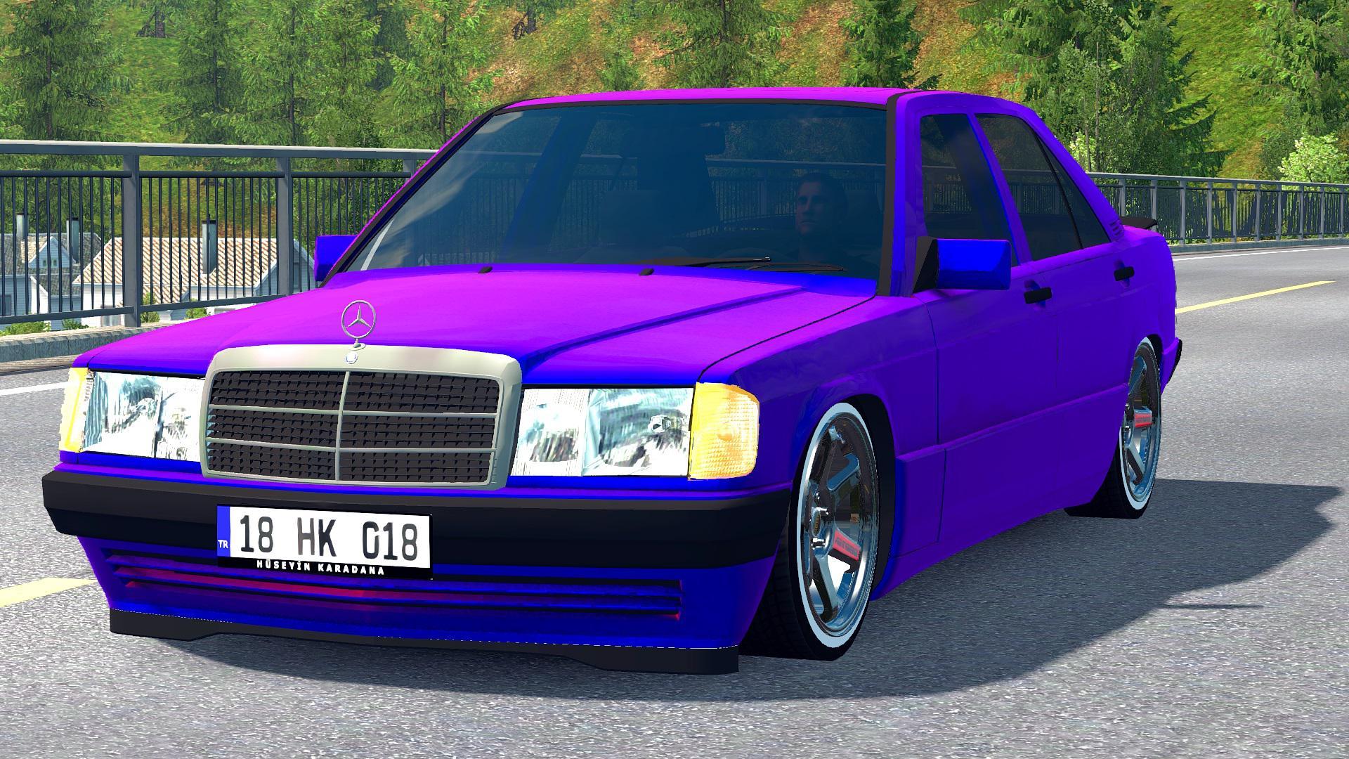 Mercedes Benz 190E ATS 1.34 Fix